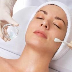 Peeling Facial con máscara de colágeno