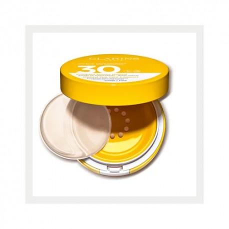 Compacto Solar Mineral Con Color UVA/UB 30