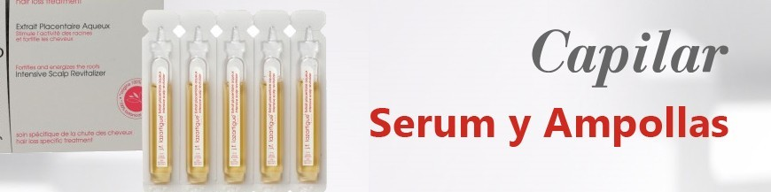 SERUM Y AMPOLLAS